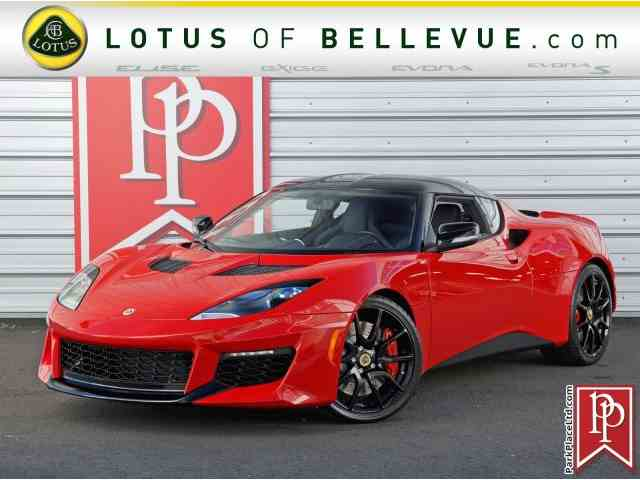 Picture of '17 Evora - M2LF