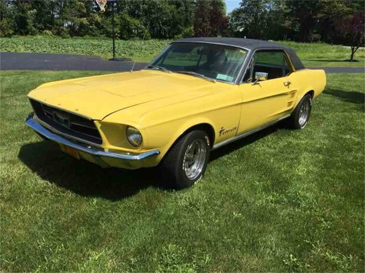 1967 Ford Mustang for Sale | ClassicCars.com | CC-1029801