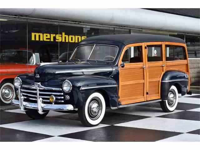 Picture of '48 Woody Wagon located in Ohio Offered by Mershon's - M2MN