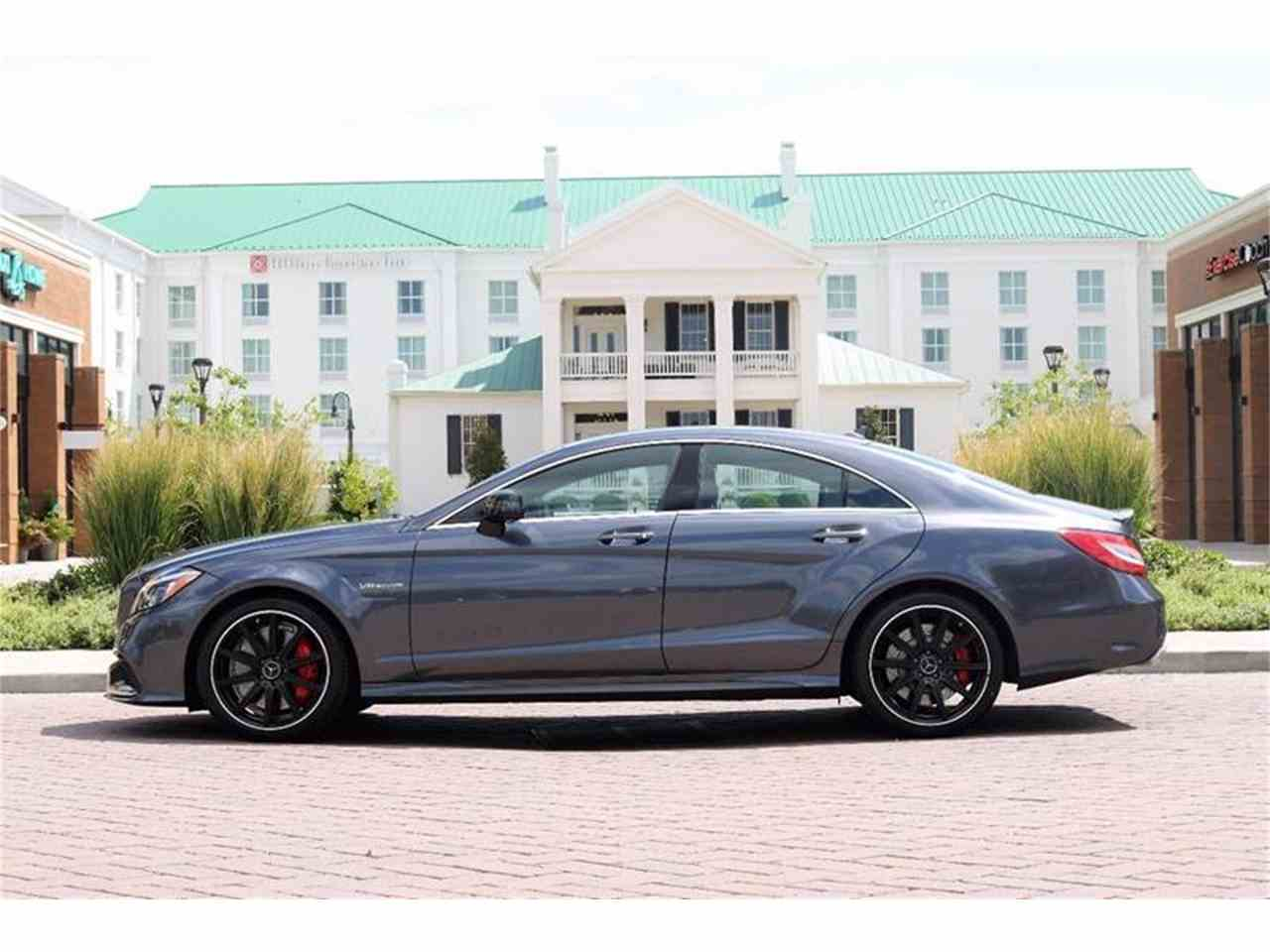 Large Picture of '16 CLS-Class - M2MZ