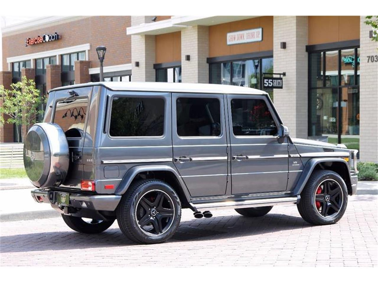 Large Picture of '16 G-Class - M2N3