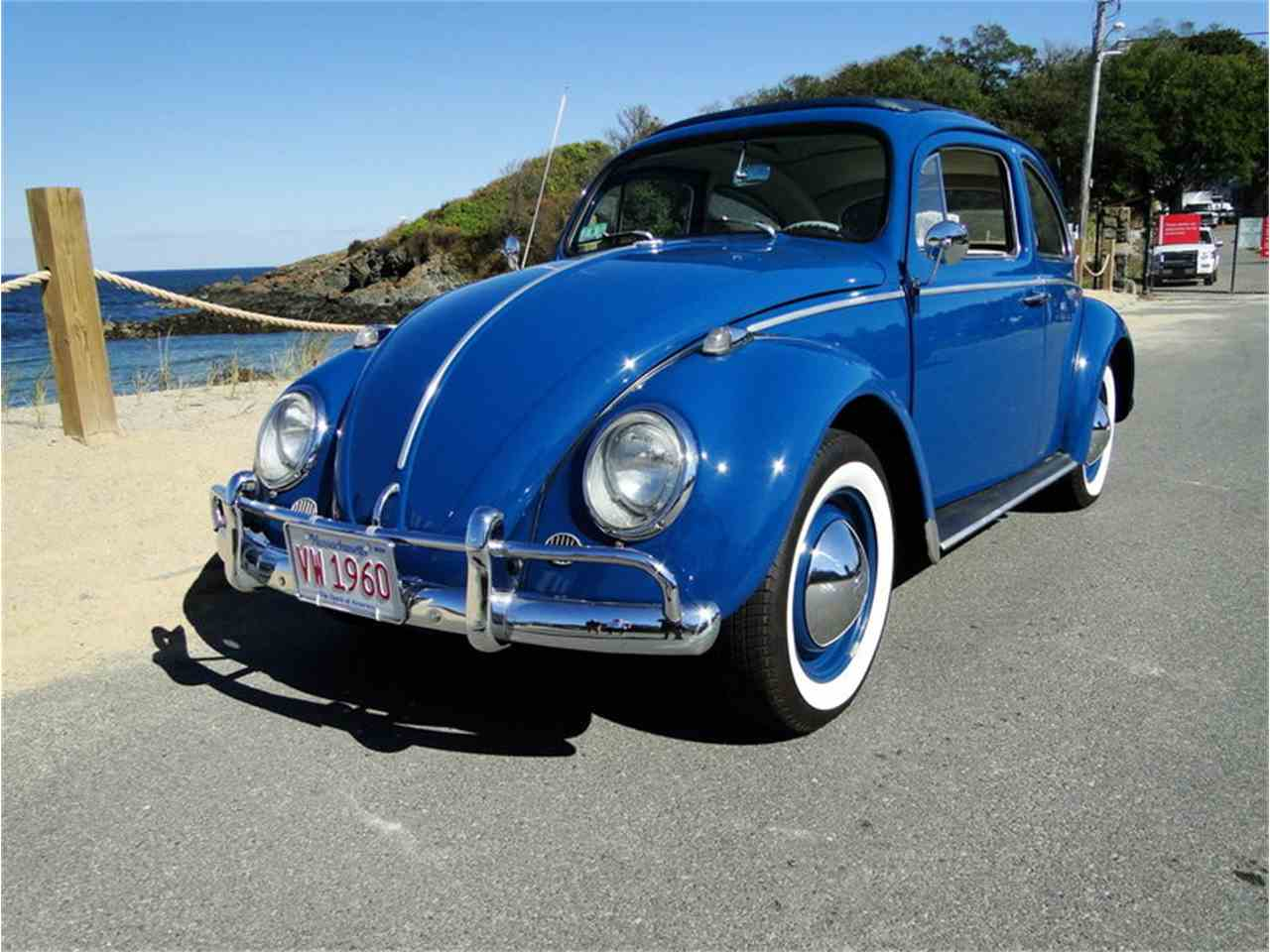 1960 Volkswagen Beetle For Sale Classiccars Com Cc 1029859