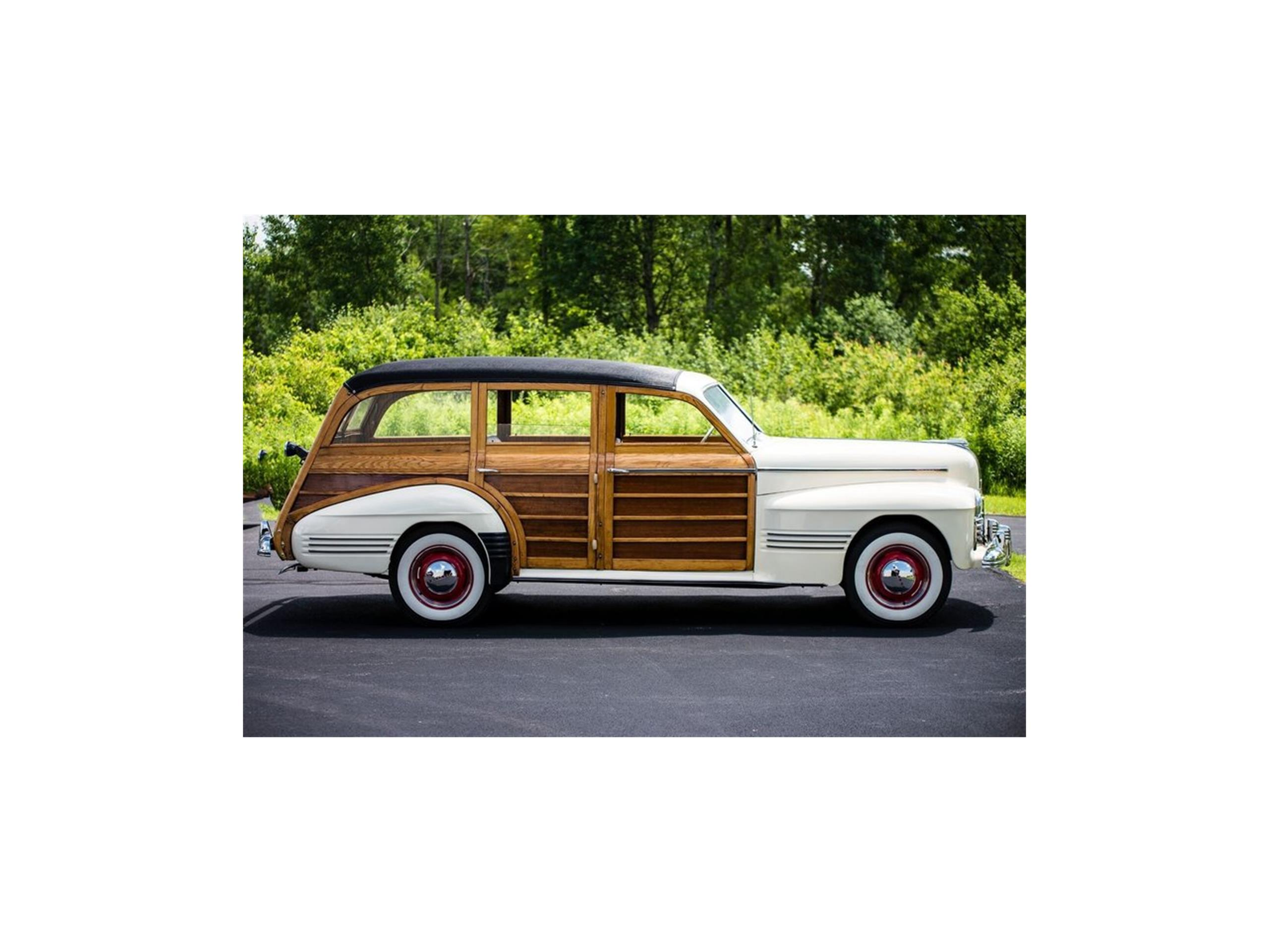 1941 Cadillac Series 61 Woodie Station Wagon 6 Plymouth Full Screen Woody Large Picture Of Classic 41 Pontiac Auction Vehicle