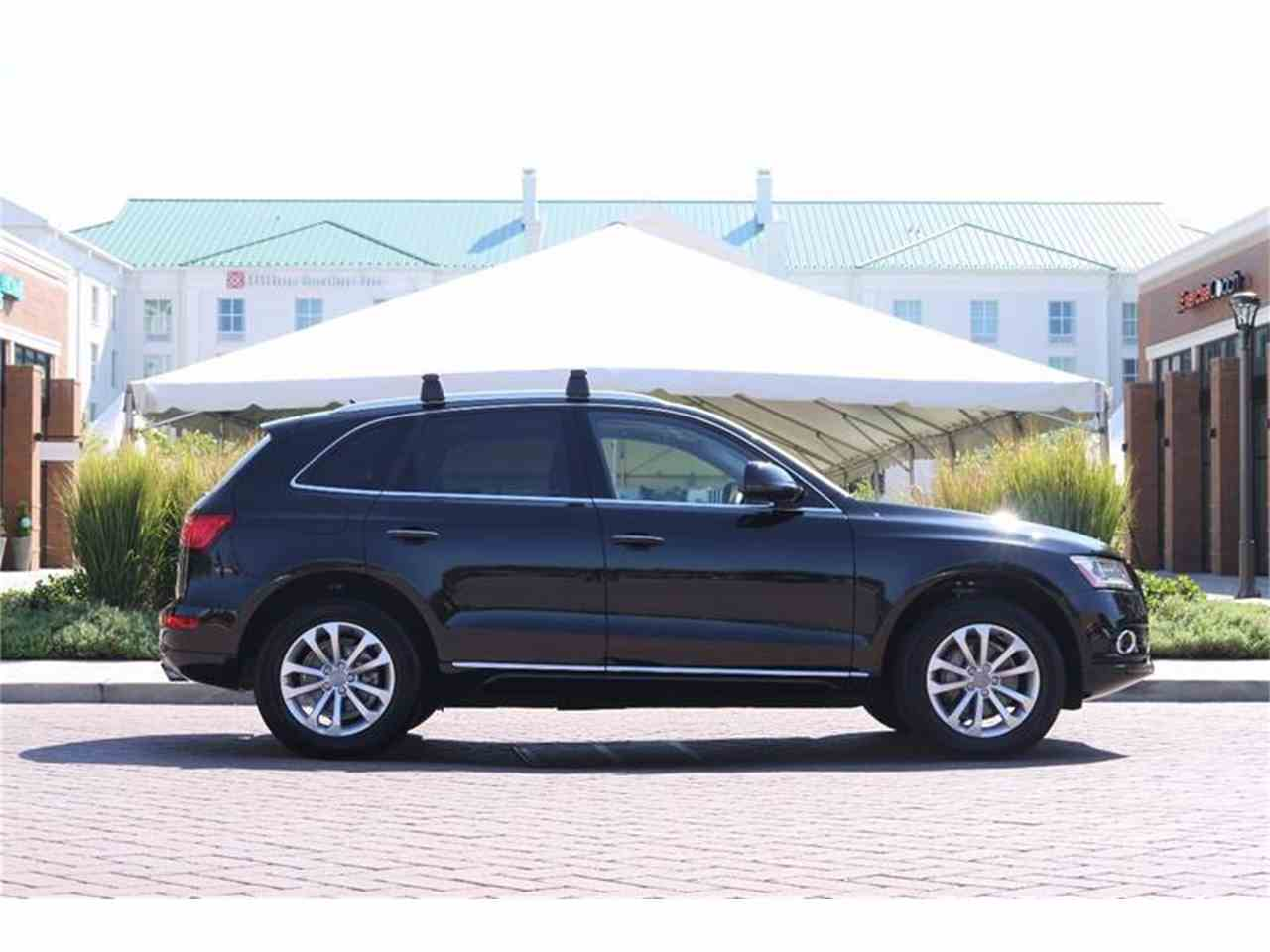 Large Picture of 2016 Audi Q5 located in Brentwood Tennessee Offered by Arde Motorcars - M2NC