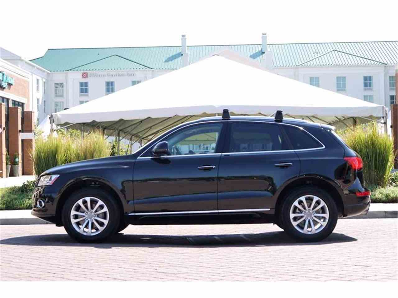 Large Picture of '16 Audi Q5 located in Brentwood Tennessee Offered by Arde Motorcars - M2NC