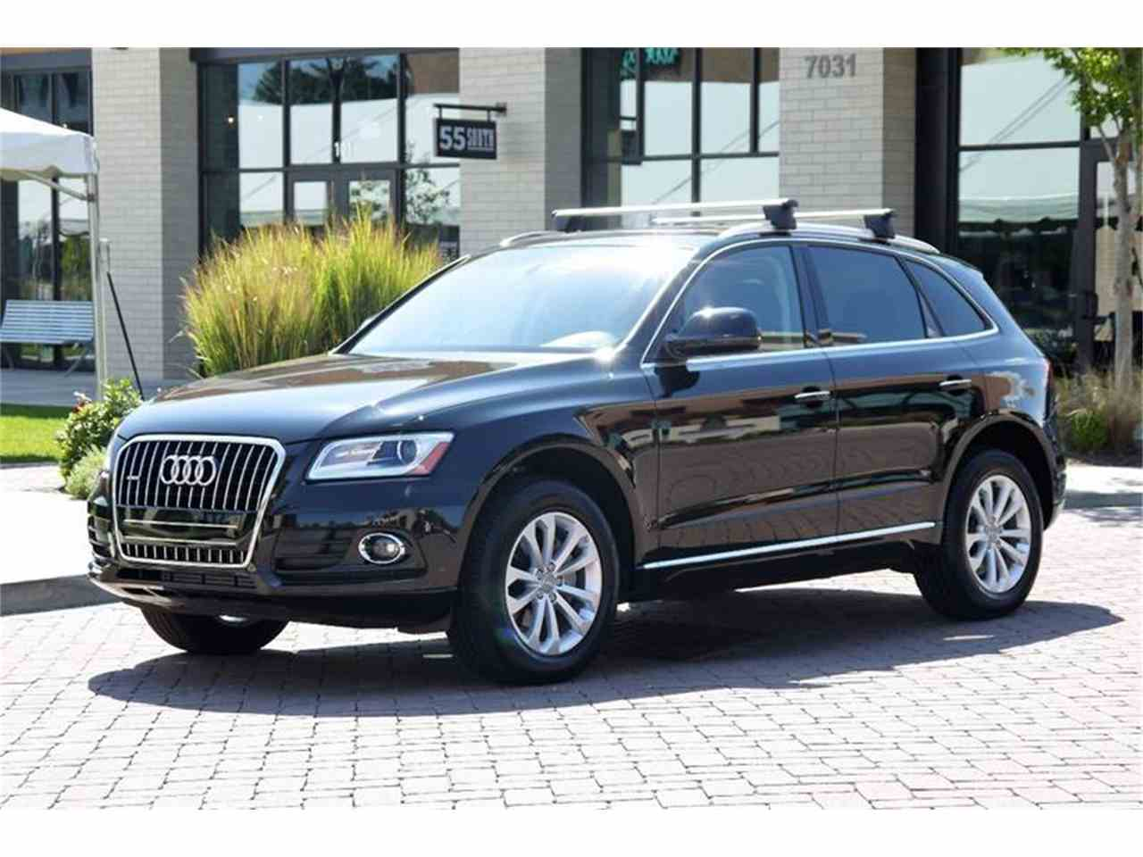 Large Picture of 2016 Audi Q5 located in Brentwood Tennessee - $42,800.00 Offered by Arde Motorcars - M2NC