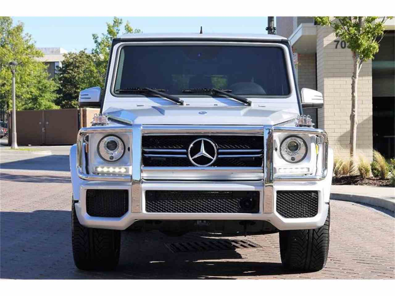 Large Picture of 2013 Mercedes-Benz G-Class located in Brentwood Tennessee - M2NF