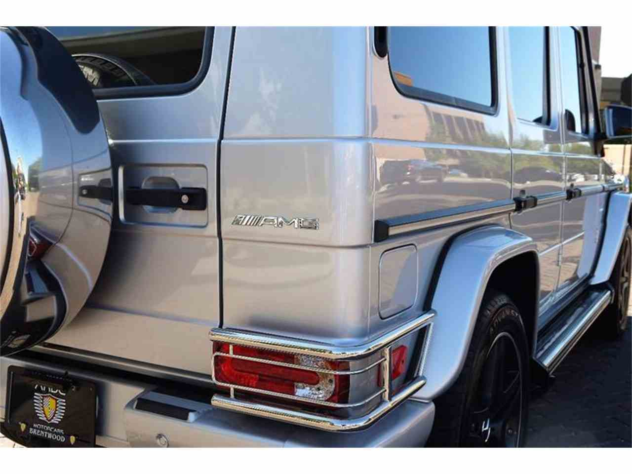 Large Picture of 2013 G-Class located in Tennessee Auction Vehicle Offered by Arde Motorcars - M2NF