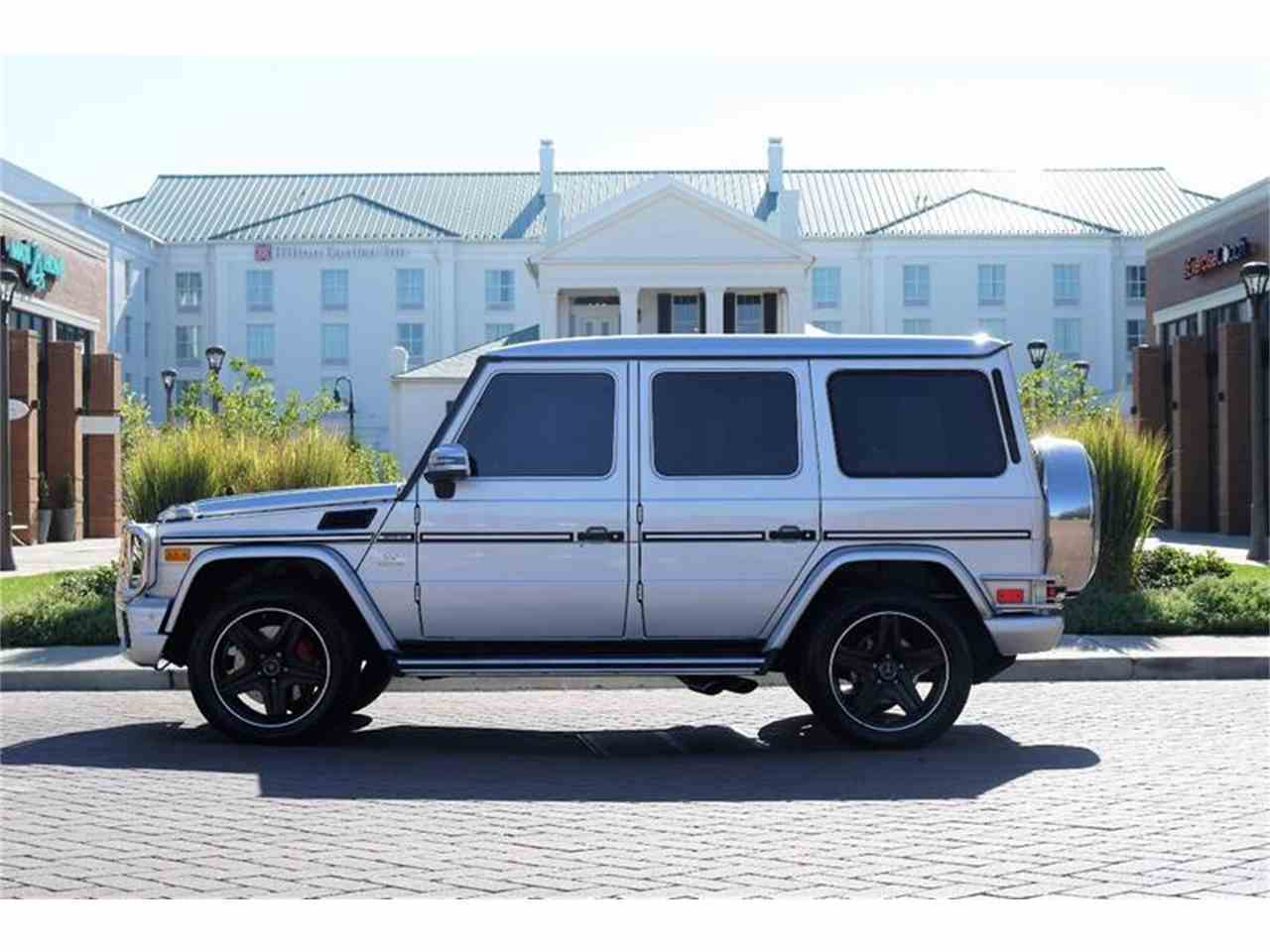 Large Picture of '13 G-Class located in Brentwood Tennessee Offered by Arde Motorcars - M2NF