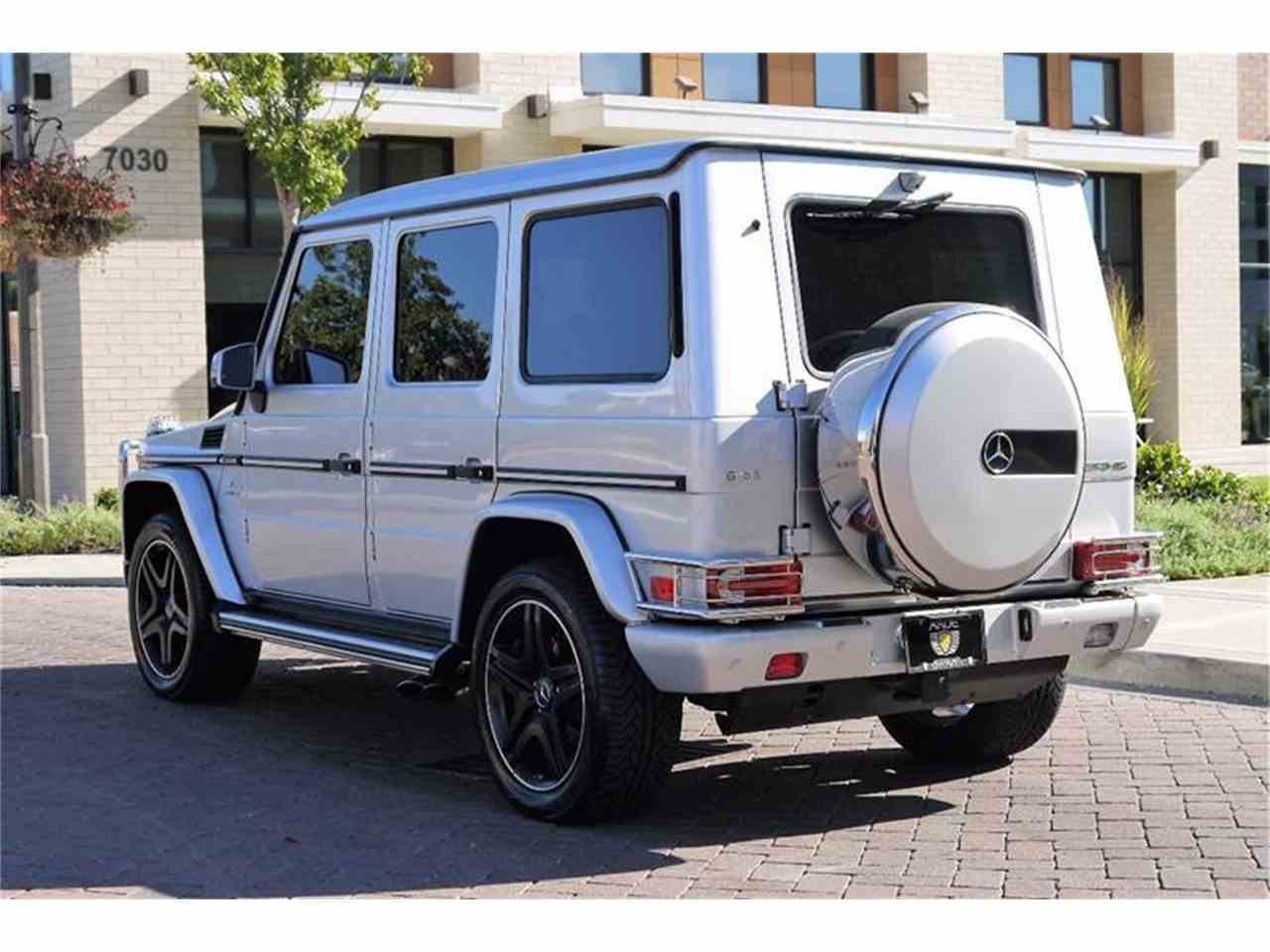 Large Picture of 2013 Mercedes-Benz G-Class located in Tennessee Auction Vehicle - M2NF