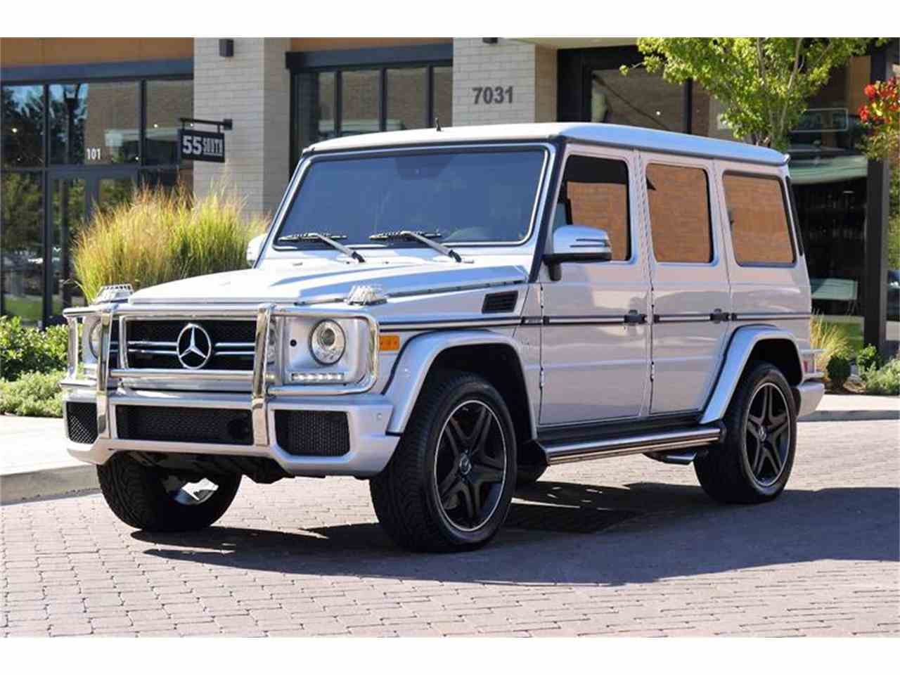 Large Picture of 2013 Mercedes-Benz G-Class Auction Vehicle Offered by Arde Motorcars - M2NF