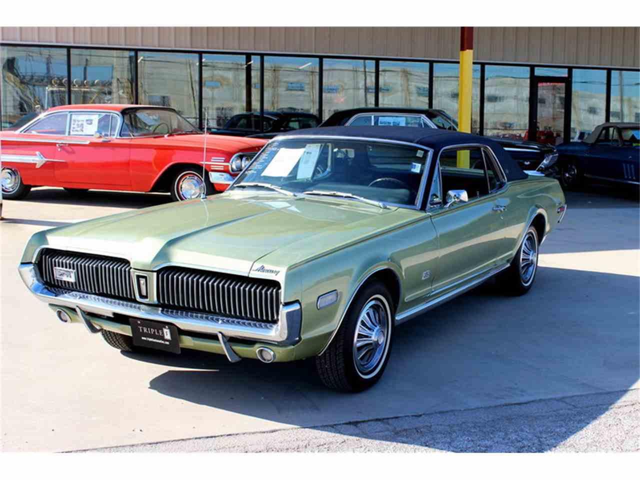 1968 Mercury Cougar for Sale | ClassicCars.com | CC-1029876