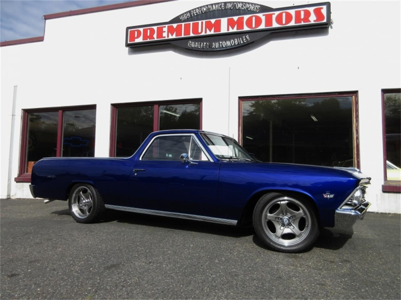 1966 Chevrolet El Camino For Sale Cc 1029884 Large Picture Of 66 M2nw