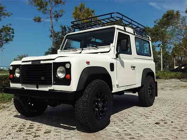Picture of '91 Defender - M2NX