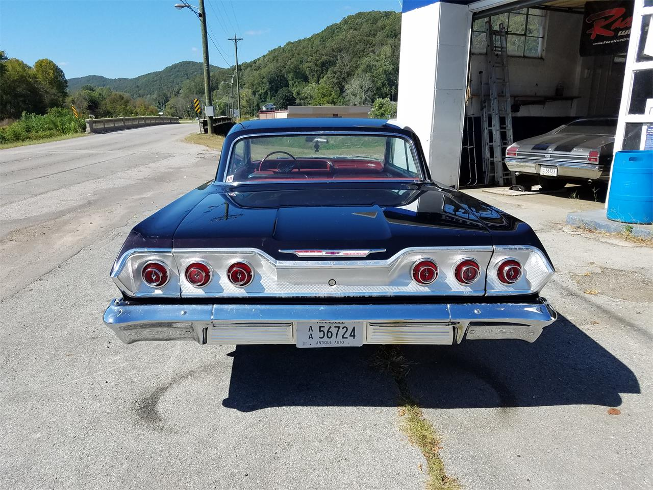 Large Picture of '63 Impala SS - M2OB