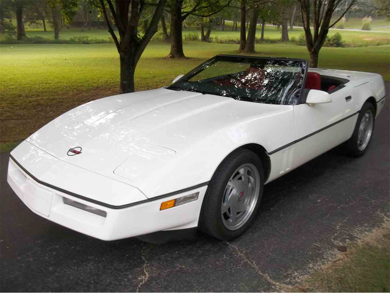 Large Picture of '86 Corvette - M2OX