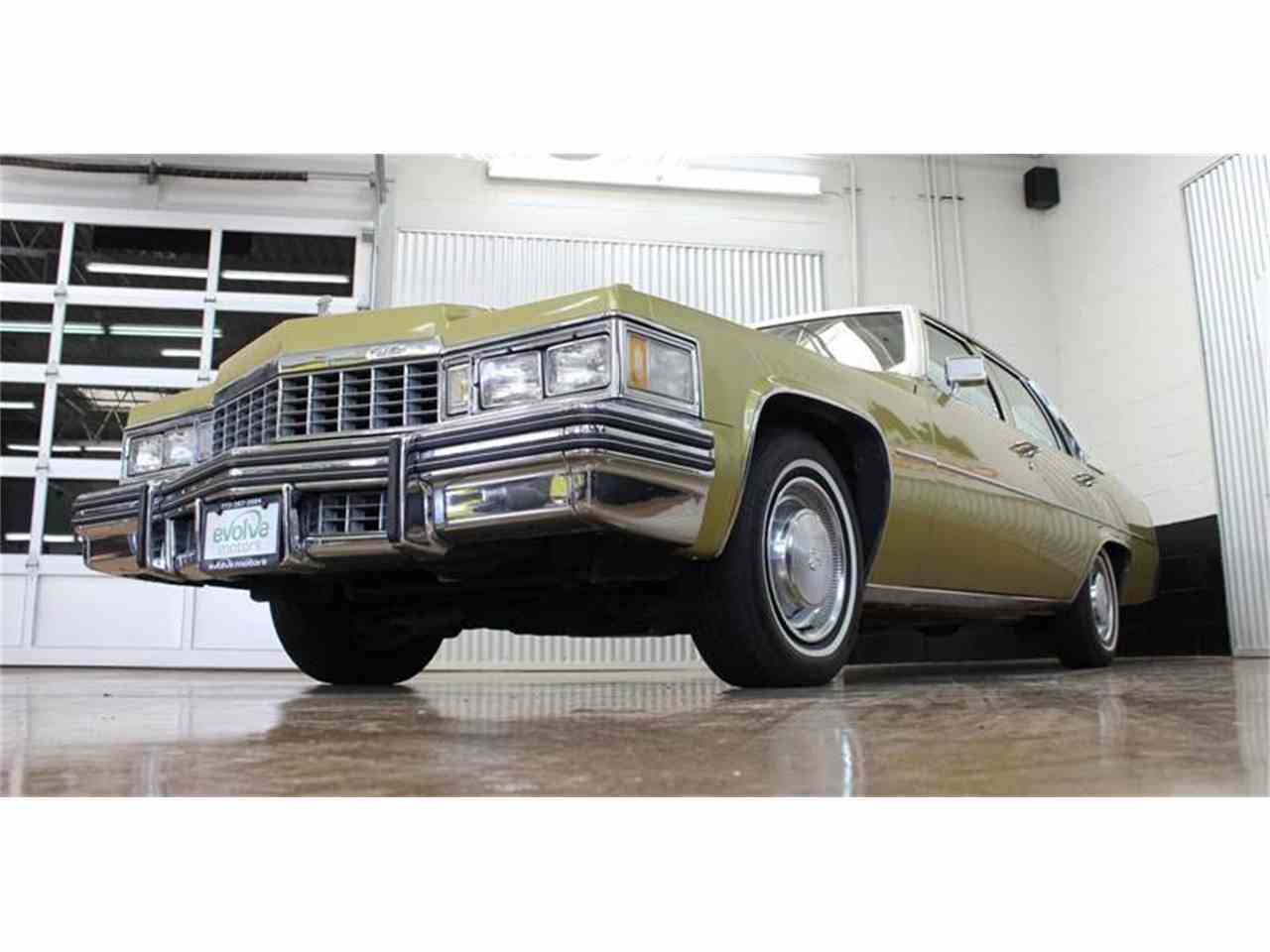 Large Picture of '77 DeVille - LVT2