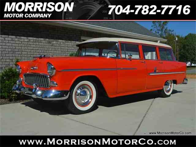 Picture of '55 Bel Air Wagon - M3J0