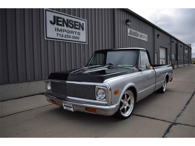 Picture of '72 C10 - M3KG