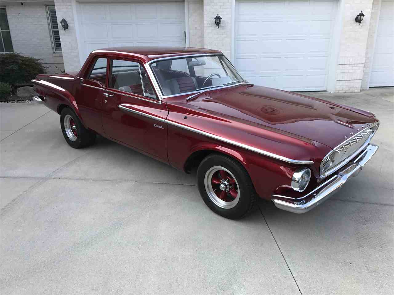 1962 dodge dart for sale cc 1031093. Black Bedroom Furniture Sets. Home Design Ideas
