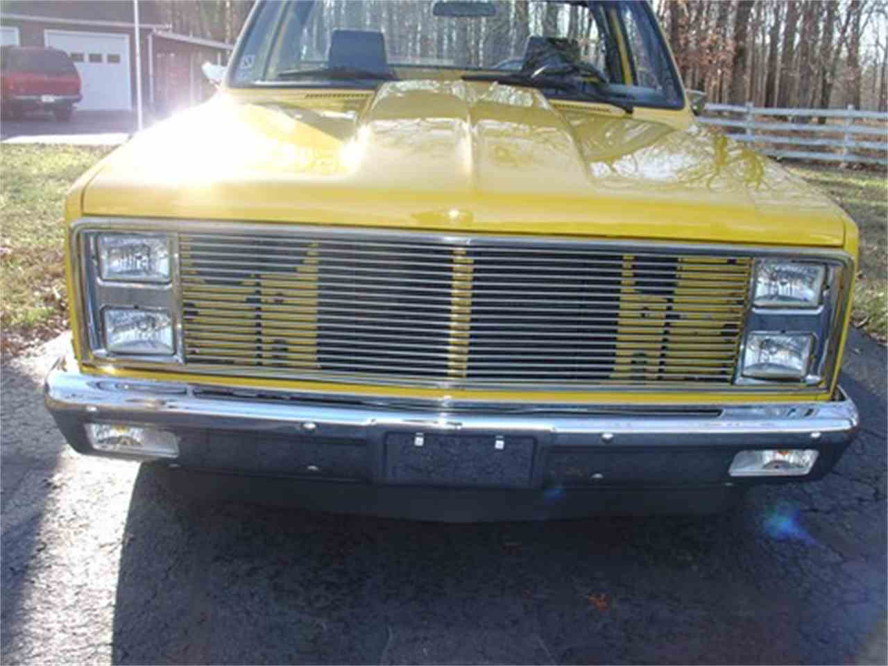 Large Picture of '81 Chevrolet C/K 1500 Offered by Patterson's Automotive LLC - M3LS