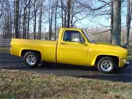 Picture of 1981 Chevrolet C/K 1500 located in Indiana - M3LS