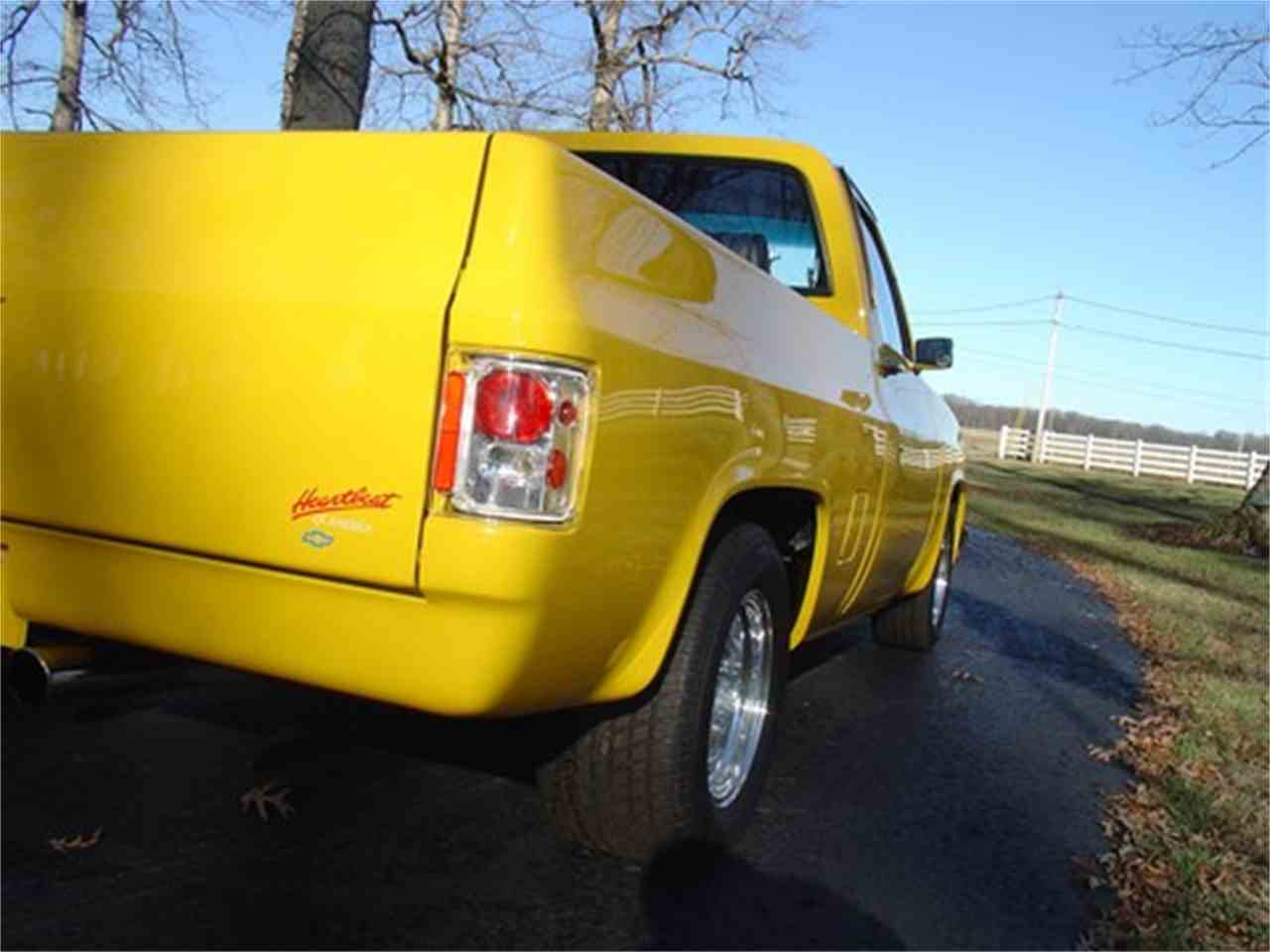 Large Picture of 1981 Chevrolet C/K 1500 located in Scipio Indiana - $21,500.00 - M3LS