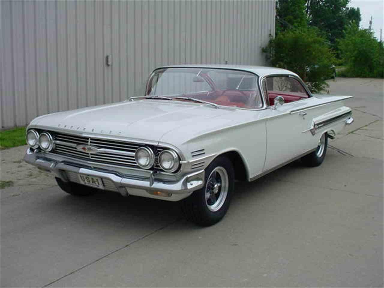 1960 Chevrolet Impala for Sale | ClicCars.com | CC-1031111