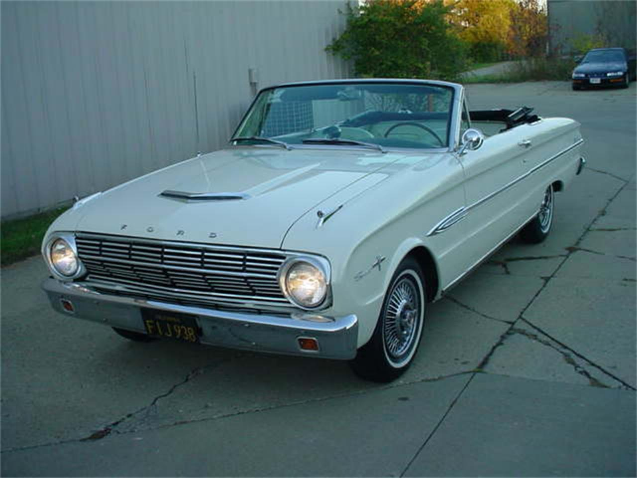 For Sale: 1963 Ford Falcon in Milford, Ohio