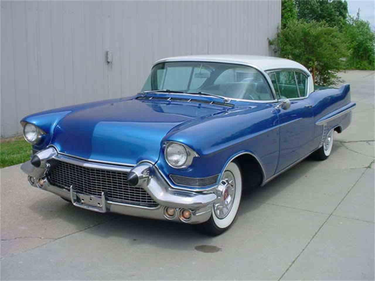 1957 Cadillac Coupe DeVille for Sale | ClicCars.com | CC-1031114