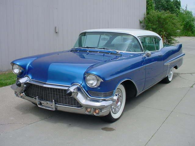 Picture of '57 Coupe DeVille - M3M2