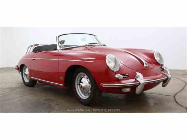 1962 Porsche 356B for Sale on ClicCars.com