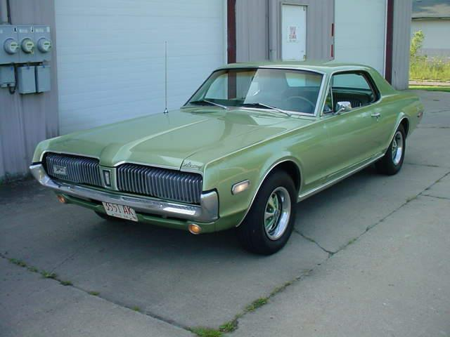 Picture of '68 Cougar - M3M8