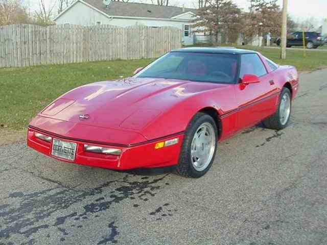 Picture of '89 Corvette Offered by Ultra Automotive - M3MB