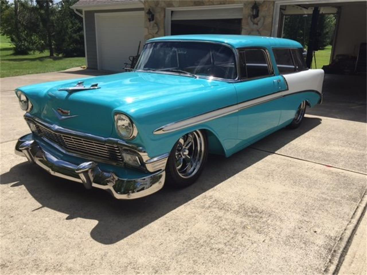 For Sale 1956 Chevrolet Nomad In Milford Ohio