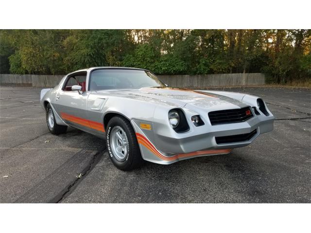 Picture of '80 Chevrolet Camaro Z28 located in Elkhart Indiana - M3N5