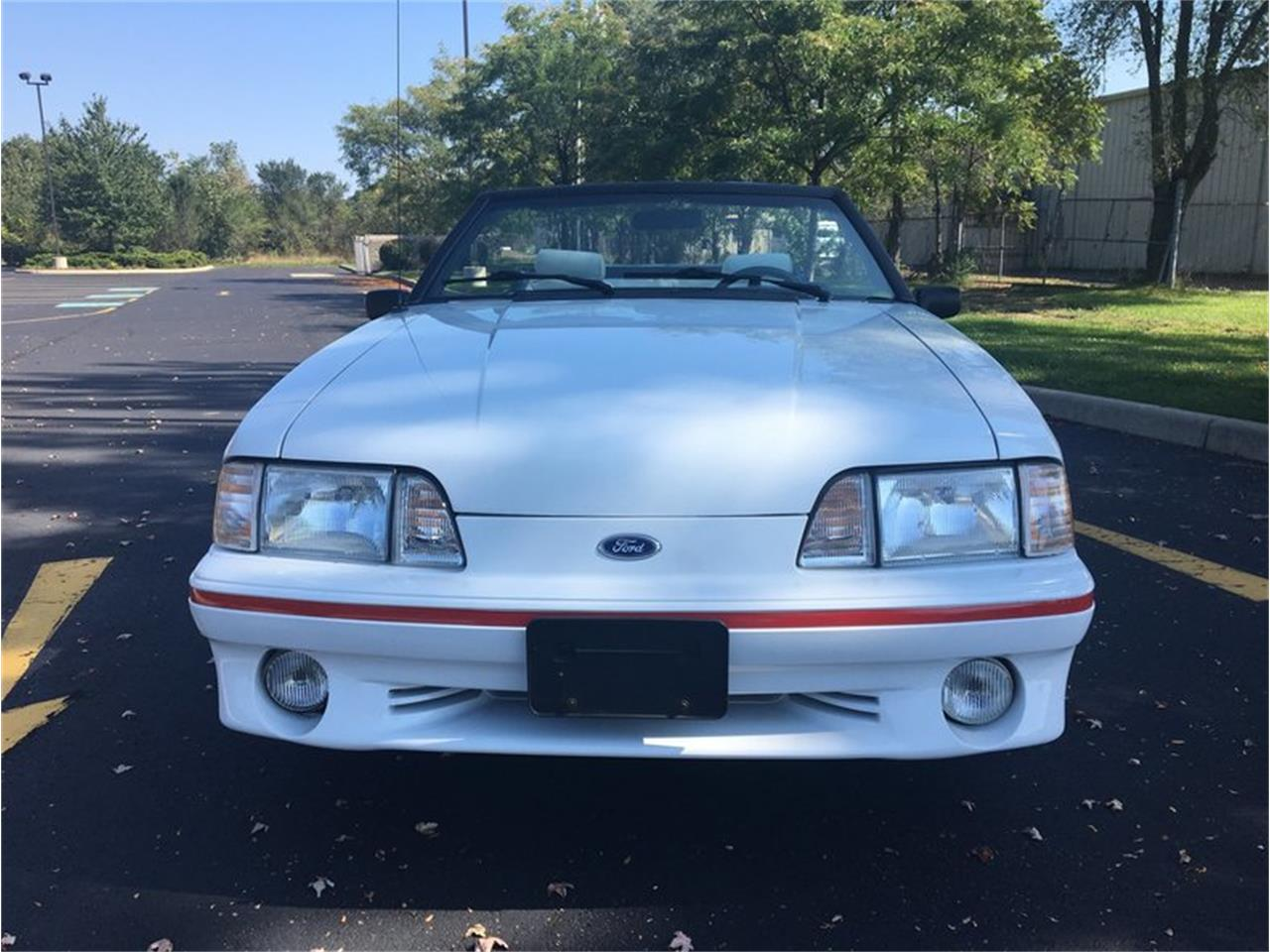 Large Picture of '90 Mustang - M3N8