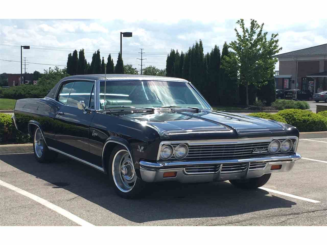 1966 chevrolet caprice for sale cc 1031157. Black Bedroom Furniture Sets. Home Design Ideas