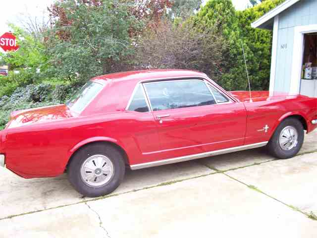 Picture of '66 Mustang - M3NA