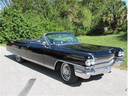 Picture of Classic '63 Eldorado Biarritz located in Sarasota Florida Offered by Vintage Motors Sarasota - M3NM