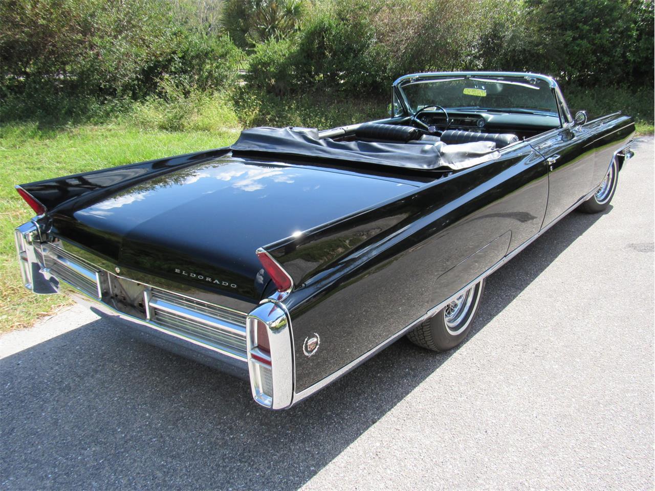 Large Picture of Classic '63 Cadillac Eldorado Biarritz - $39,900.00 - M3NM