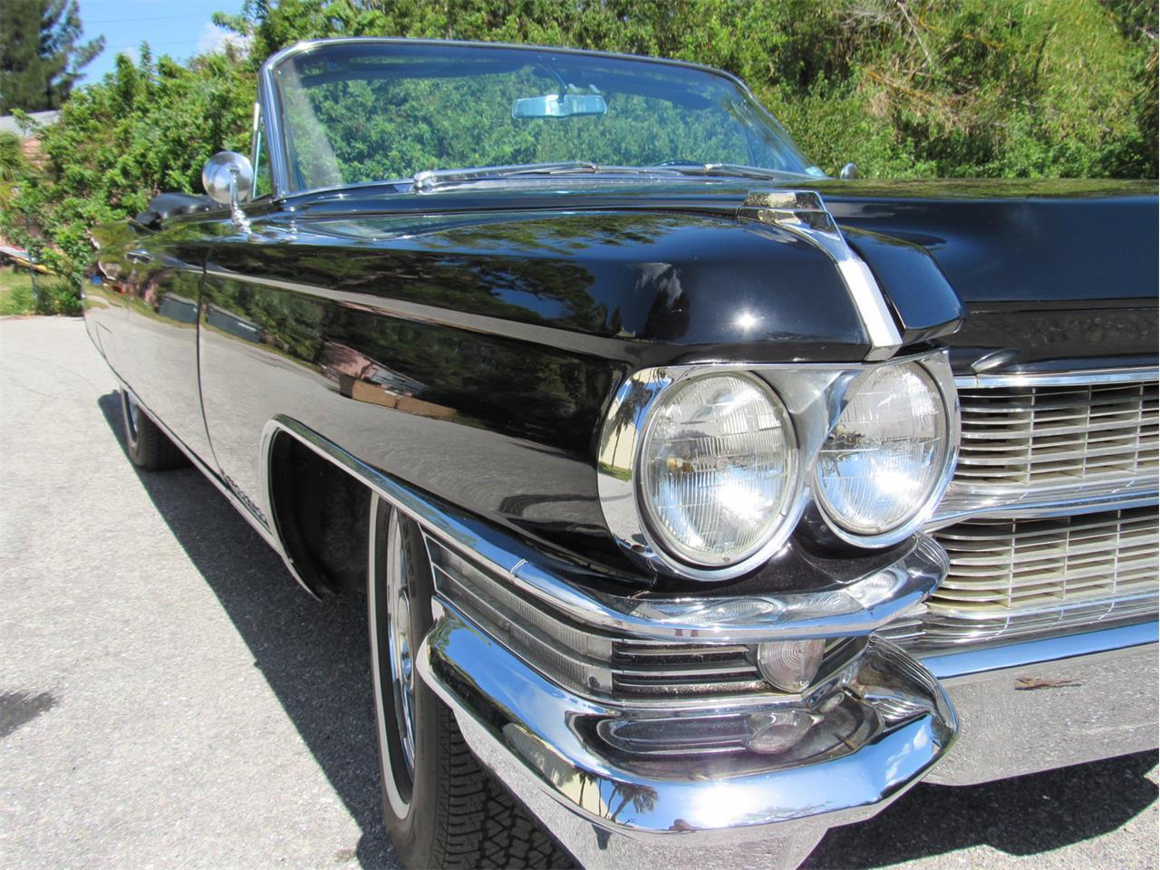 Large Picture of Classic '63 Eldorado Biarritz - $39,900.00 Offered by Vintage Motors Sarasota - M3NM