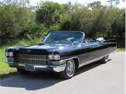 Picture of 1963 Cadillac Eldorado Biarritz - M3NM