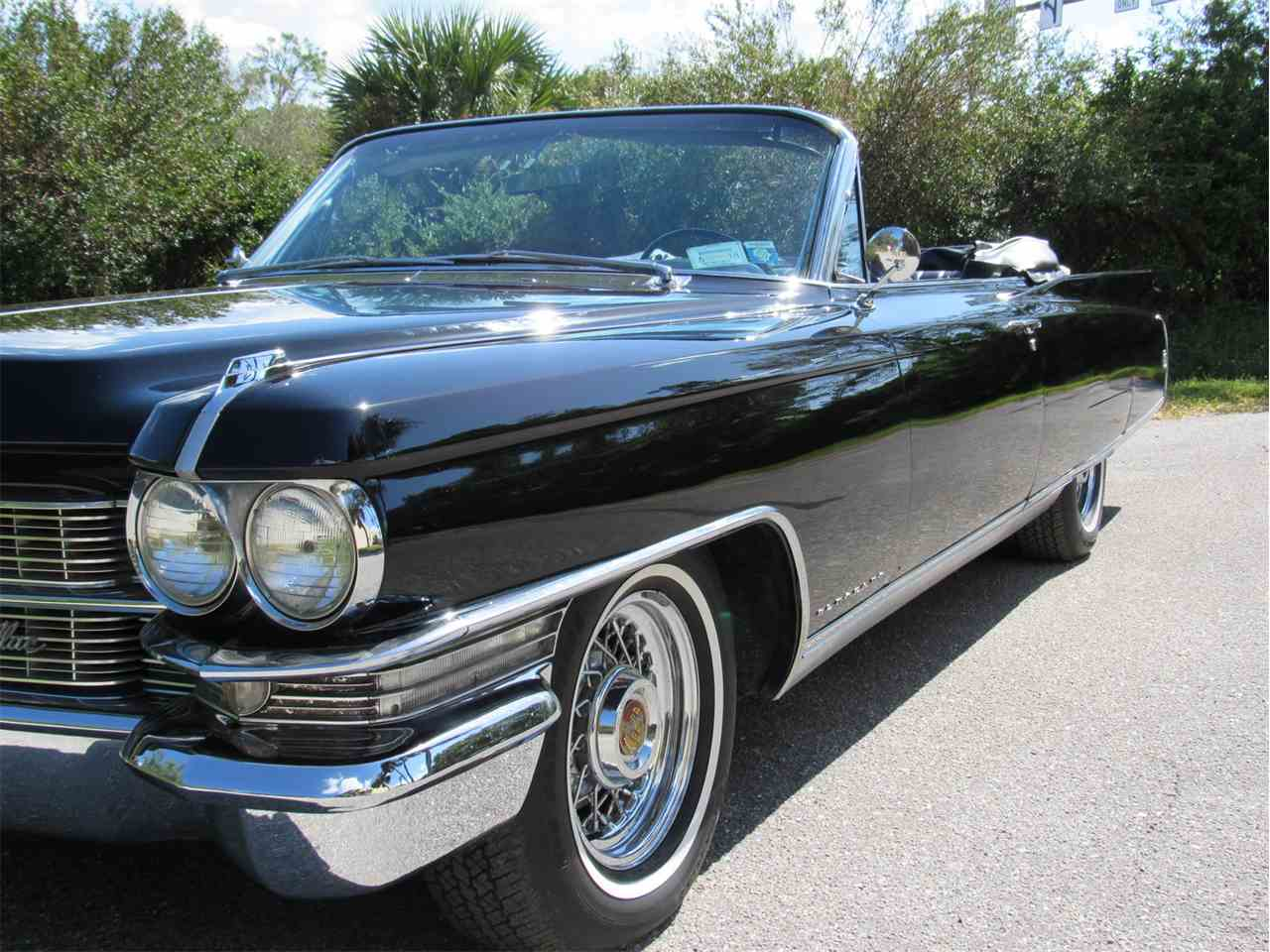 Large Picture of Classic '63 Cadillac Eldorado Biarritz Offered by Vintage Motors Sarasota - M3NM