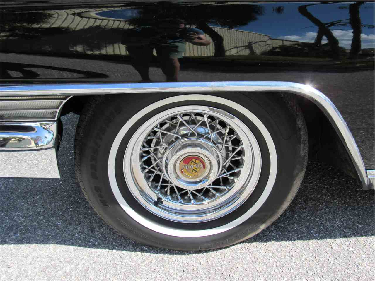 Large Picture of Classic 1963 Cadillac Eldorado Biarritz Offered by Vintage Motors Sarasota - M3NM