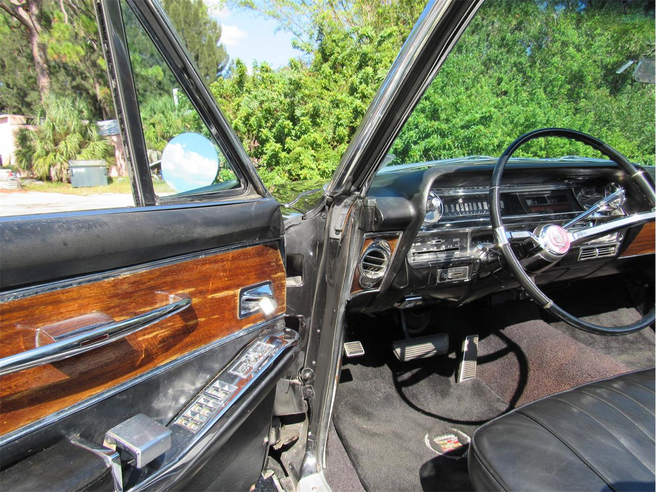Large Picture of Classic '63 Cadillac Eldorado Biarritz located in Florida - $39,900.00 Offered by Vintage Motors Sarasota - M3NM