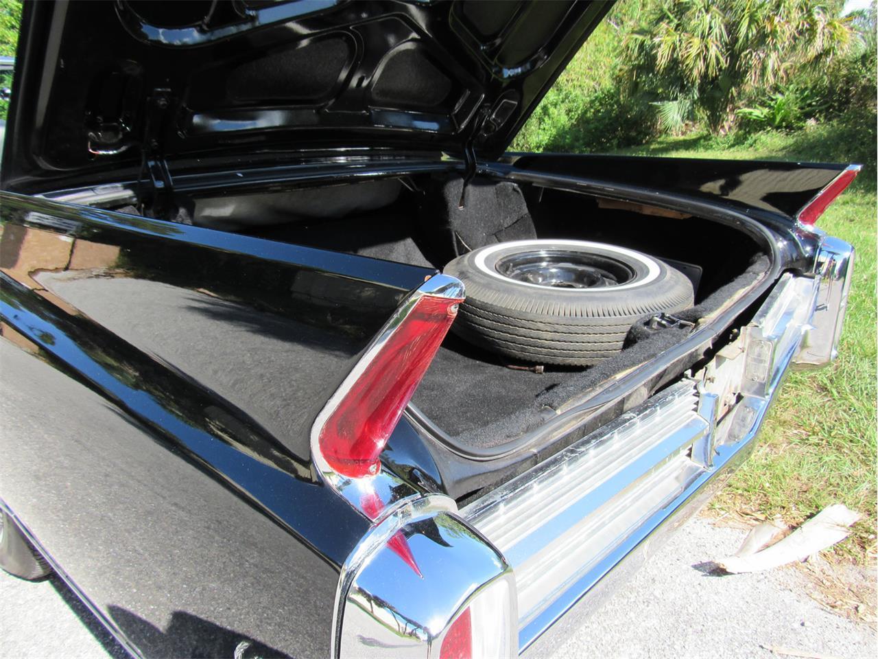 Large Picture of 1963 Cadillac Eldorado Biarritz - M3NM
