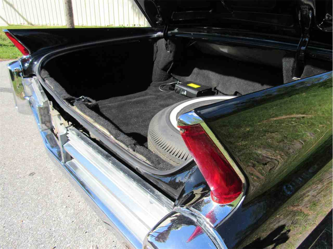 Large Picture of Classic '63 Cadillac Eldorado Biarritz - $39,900.00 Offered by Vintage Motors Sarasota - M3NM