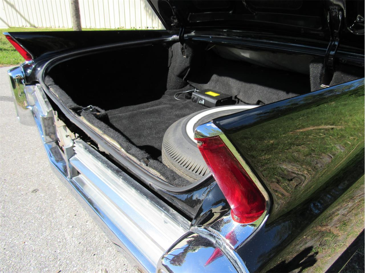 Large Picture of Classic '63 Cadillac Eldorado Biarritz located in Sarasota Florida Offered by Vintage Motors Sarasota - M3NM