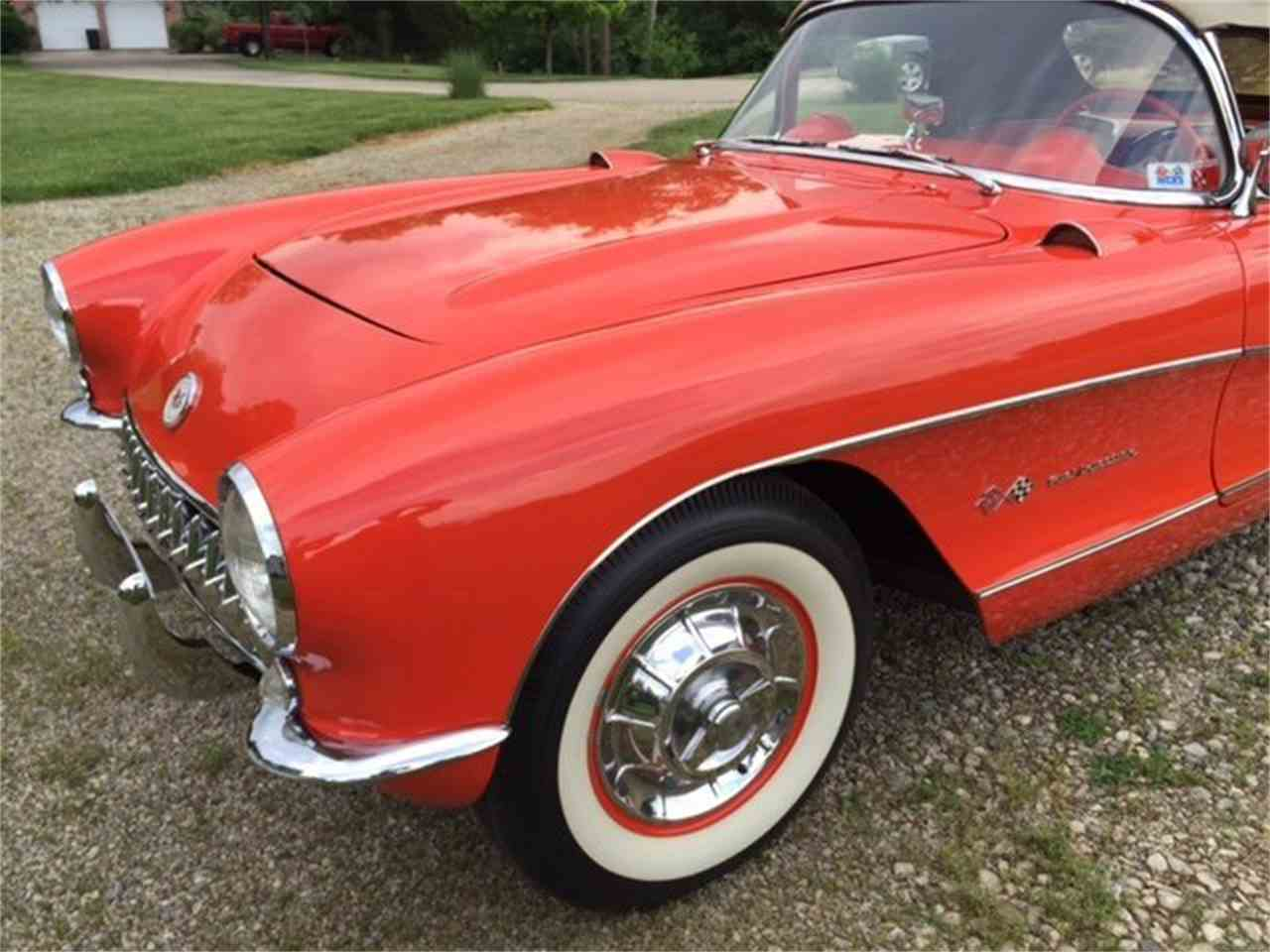 Large Picture of '57 Corvette - M3NY